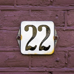 numerology life path 22