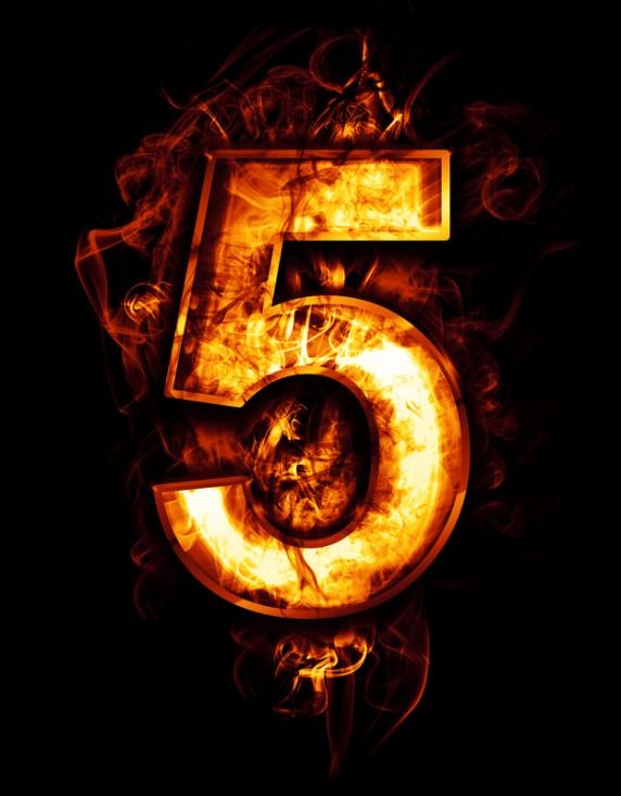life path 5 numerology