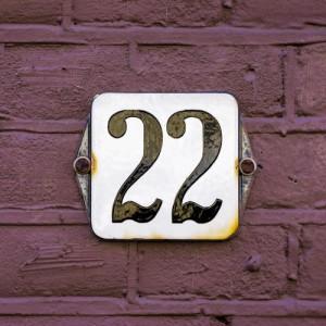 numerology life path 22