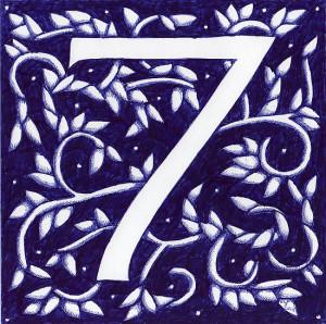 numerology life path 7